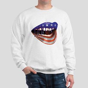 FlagMouth: [re1] Sweatshirt